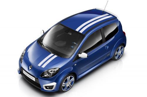 Renault представила в 2010 Twingo Gordini Renaultsport