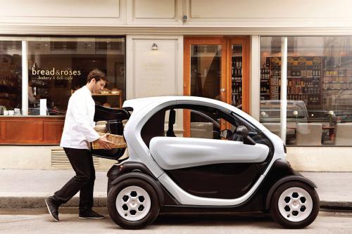 Renault Объявляет Новый Twizy Cargo