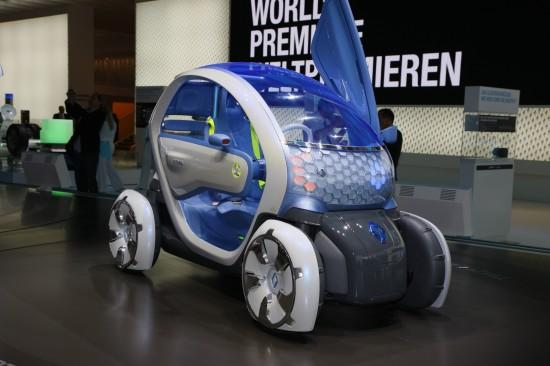 Renault Twizy Z.E. Concept Frankfurt