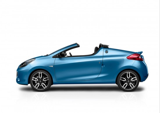 Renault Wind coupe-roadster