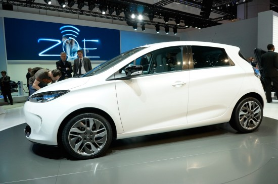 Renault ZOE Geneva