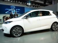 Renault ZOE Geneva 2012