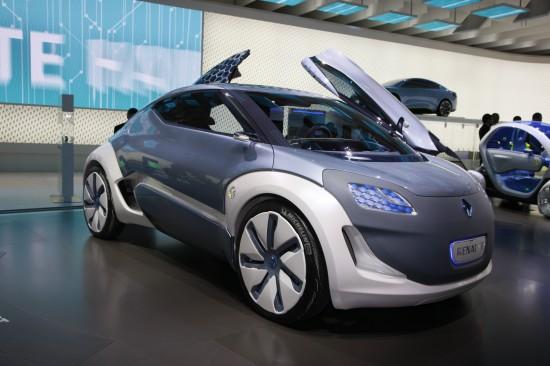 Renault Zoe Z.E. Concept Frankfurt