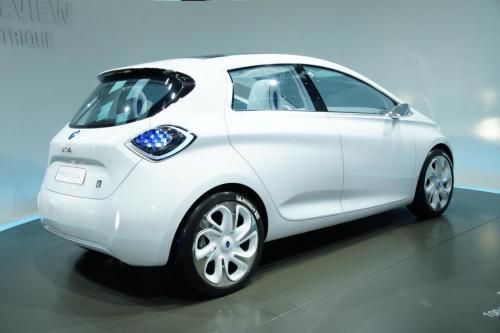 Renault ZOE - 100 км только на электричестве