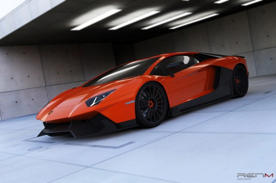 RENM Performance Lamborghini Aventador LE-C