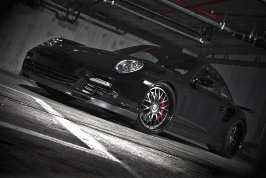 RENM Porsche 911 Turbo RM580