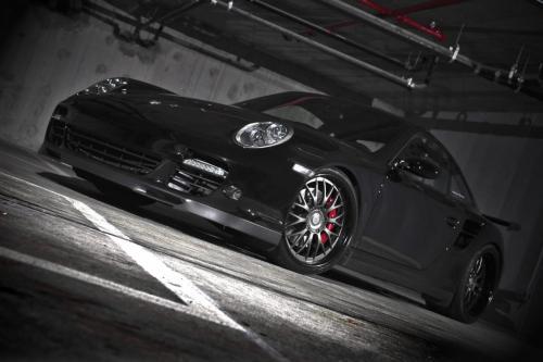 Porsche 911 Turbo уточненный RENM
