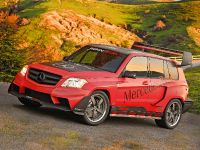 RENNTech Mercedes-Benz GLK Pikes Peak Rally Racer, 4 of 4