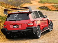 RENNTech Mercedes-Benz GLK Pikes Peak Rally Racer, 3 of 4