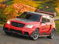 RENNTech Mercedes-Benz GLK Pikes Peak Rally Racer, 1 of 4