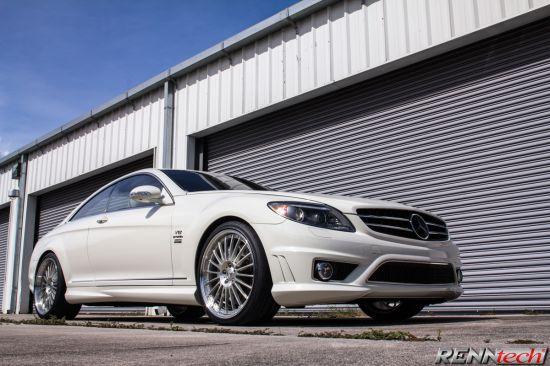 RENNtech Mercedes-Benz CL 65