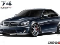 ReNNtech Mercedes C74 Konzept, 18 of 19