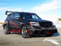 RENNtech Mercedes GLK350 Hybrid Pikes Peak Rally Car, 1 of 44