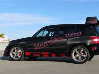 RENNtech Mercedes GLK350 Hybrid Pikes Peak Rally Car, 12 of 44
