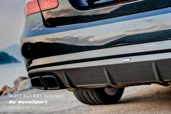 Revozport Mercedes-Benz E63 AMG