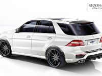 Revozport Mercedes-Benz W166 ML63 Rezonance