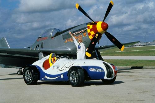 Rinspeed Mono Ego (1997) - picture 1 of 9
