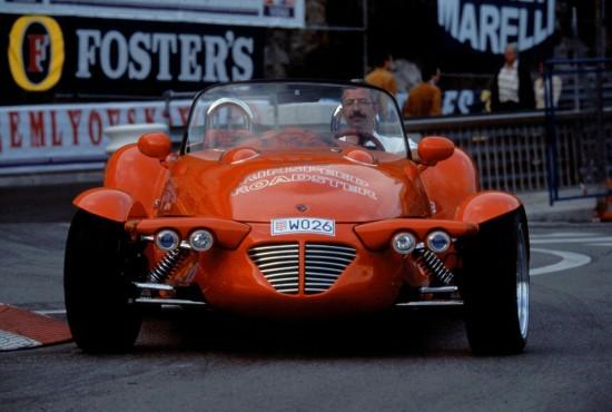 Rinspeed Roadster
