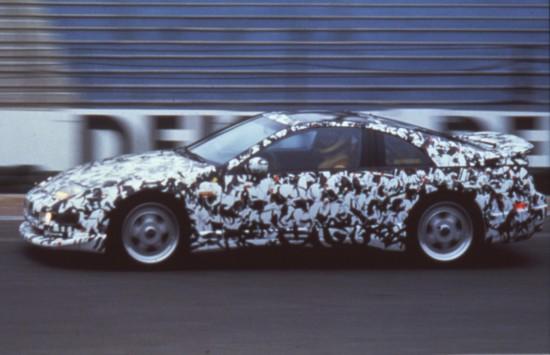 Rinspeed Speed-Art