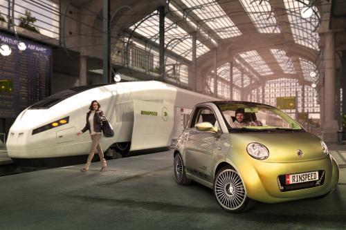 Rinspeed UC? для дебюта в 2010 Женевский автосалон
