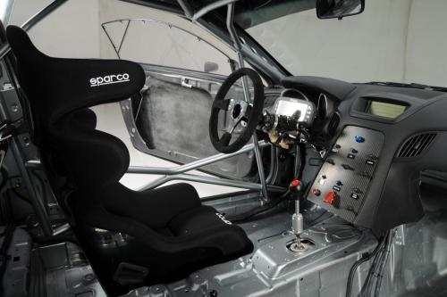 Строительство Rhys Millen Racing Hyundai Genesis Coupe