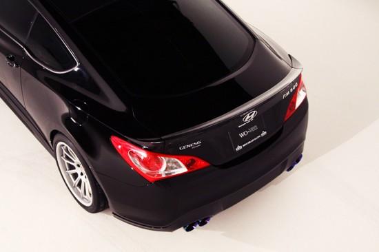 RMR RM500 Hyundai Genesis Coupe