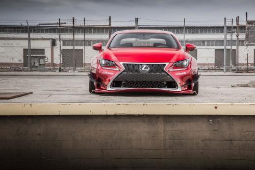 Lexus демонстрирует две пользовательские 2015 РЦ Ф шпильки на SEMA