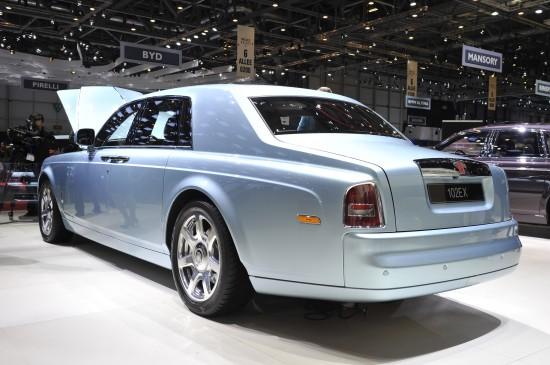 Rolls-Royce 102 EX Geneva