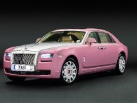 Rolls-Royce Ghost Extended Wheelbase FAB1 , 1 of 4
