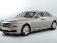 Rolls-Royce Ghost Extended Wheelbase, 3 of 4