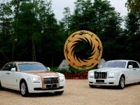 Rolls-Royce Ghost Golden Sunbird, 2 of 7