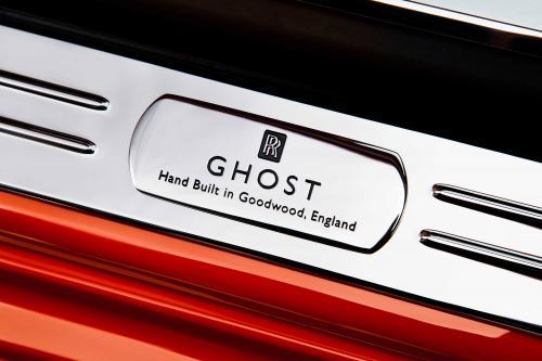Rolls-Royce Ghost - индивидуальных моделей