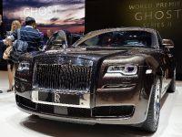 Rolls-Royce Ghost Series II Geneva 2014