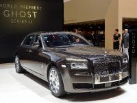 thumbnail image of Rolls-Royce Ghost Series II Geneva 2014