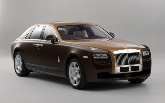 Rolls-Royce Ghost Two Tone