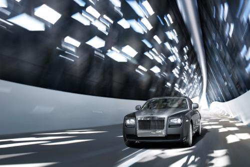 Rolls-Royce Ghost на Frankfurt Motor Show