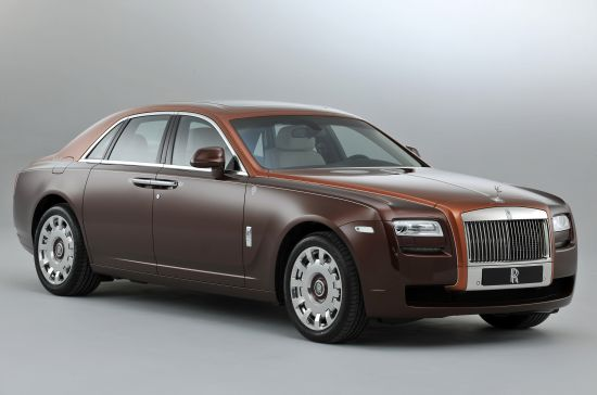 Rolls-Royce One Thousand and One Nights Bespoke Ghost