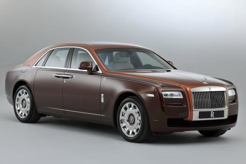"""Rolls-Royce тысячи и одной ночи \"""" Bespoke дух коллекции"""