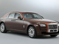 Rolls-Royce One Thousand and One Nights Bespoke Ghost Collection