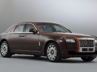 Rolls-Royce One Thousand and One Nights Bespoke Ghost Collection, 2 of 17