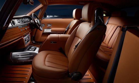 Rolls-Royce Phantom Coupe Aviator Collection