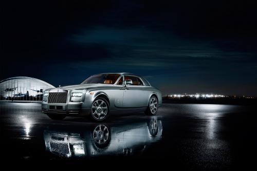 Rolls-Royce Phantom Coupe Aviator Collection Делает Мировой Дебют