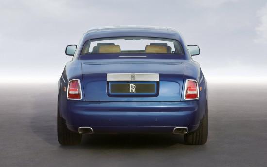Rolls-Royce Phantom Coupe Series II