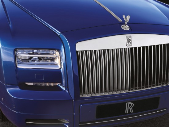 Rolls-Royce Phantom Coupe Series II