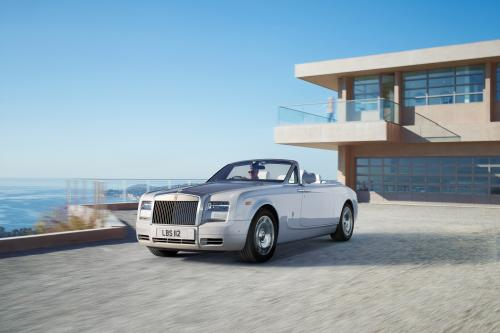 Rolls-Royce Phantom Drophead Coupe Series II [16 фотографий нового купе]