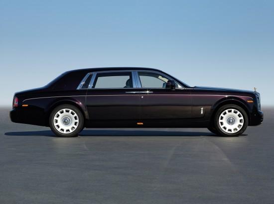 Rolls-Royce Phantom Extetnded Wheelbase Series II