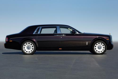Rolls-Royce Phantom Extended Series II [12 фотографий автомобиля]