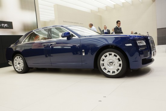 Rolls-Royce Phantom Frankfurt