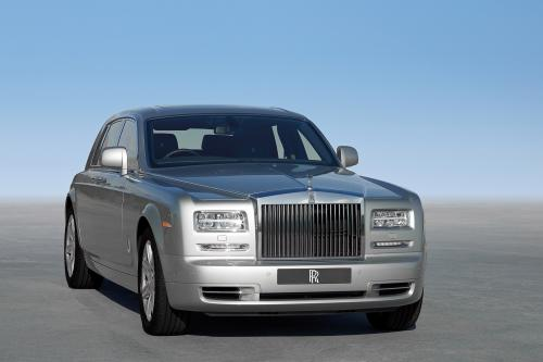 Rolls-Royce Phantom Series II: седан, купе Drophead и Extended