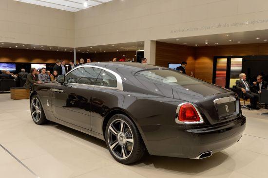Rolls-Royce Wraith Geneva